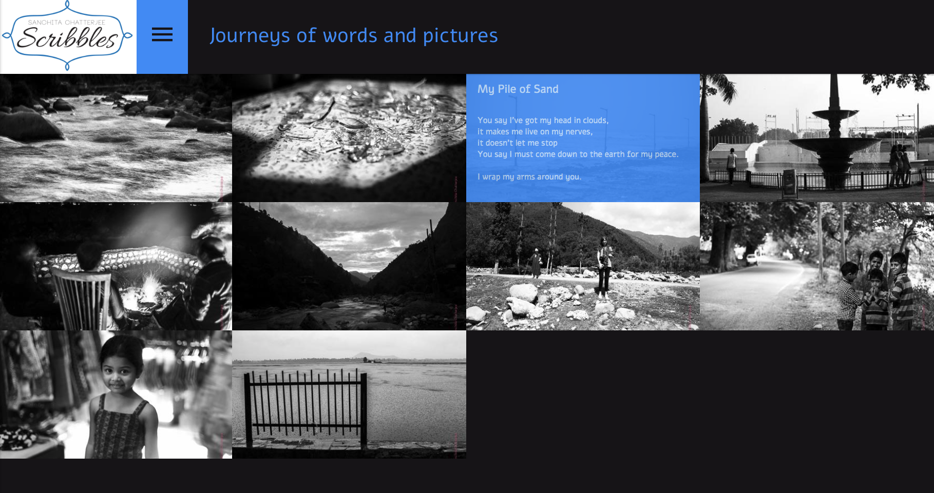 Journeys in words and pictures on artly.me